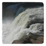 Ohiopyle Falls in Pennsylvania Trivet
