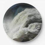 Ohiopyle Falls Paper Plate