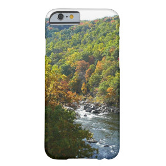 Ohiopyle River in Fall II Barely There iPhone 6 Case