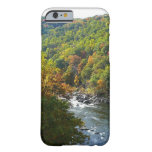 Ohiopyle River in Fall II Pennsylvania Autumn Barely There iPhone 6 Case