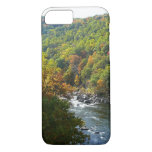 Ohiopyle River in Fall II Pennsylvania Autumn iPhone 8/7 Case