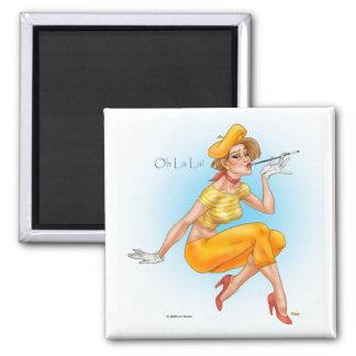 OhLaLa Magnet