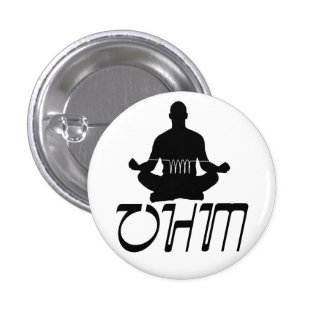 OHM PINBACK BUTTONS