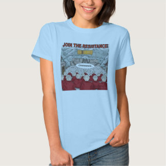 Ohm - Join the Resistance T-Shirt