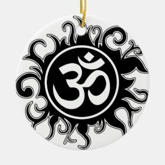 Ohm Mazing Series 1 Ceramic Ornament