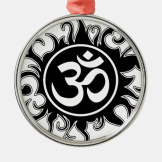 Ohm Mazing Series 1 Metal Ornament