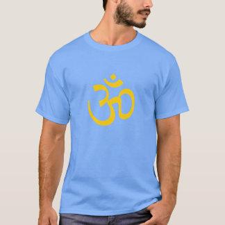 OHM, OM Namaste Yoga, Sunshine Yellow T-Shirt