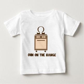 Ohm on the Range - Geek Humor Baby T-Shirt