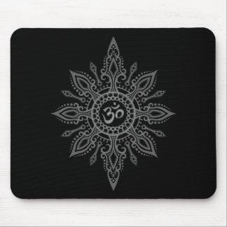 Ohm Star (dark) Mousepad