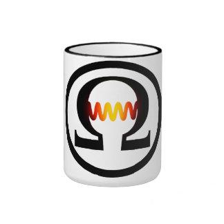 Ohm Symbol Mug