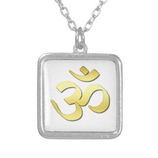 Ohm Symbol Pendants
