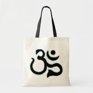 Ohm Symbol Tote Bag