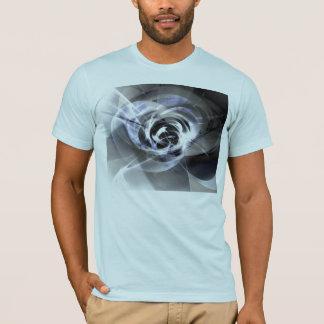 ohmni cyberfunk tribal techno animation frame T-Shirt