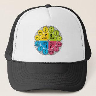 Ohm's Law Circle Trucker Hat