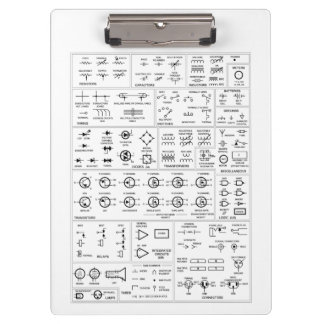 Ohm's Law, Resistor Color Code, Circuit Symbols Clipboard