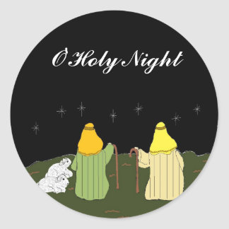 O'Holy Night - Christmas Seal