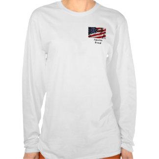 OHP America Proud Tee Shirts