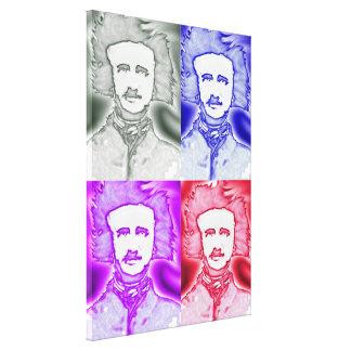 OhPoe (multicolor) Lona Envuelta Para Galerias