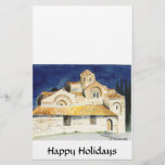 ohrid churches1, Happy Holidays, O.Weinroth