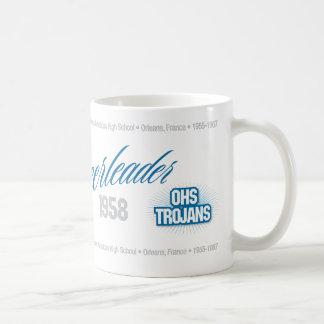 OHS (1958) Cheerleader Mug 1
