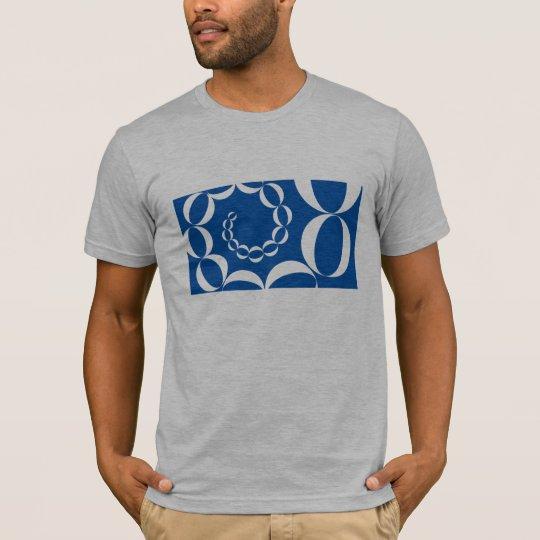 ohs - blue T-Shirt
