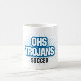 OHS Trojan Soccer Mug