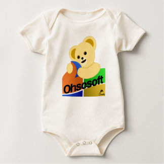 OHSOSOFT (Baby) Baby Bodysuit