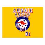 Oi australiano australiano australiano Oi Oi Postales