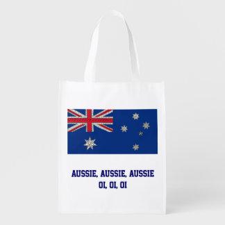 Oi australiano australiano australiano Oi Oi Bolsas Reutilizables