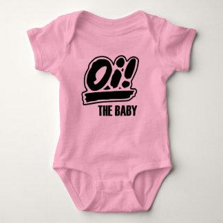 ¡Oi! La enredadera del bebé Body Para Bebé