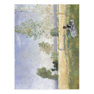 Oi on canvas, 57 x 80 cm Gallery: Alte Nationalgal Postcard