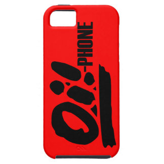 Oi!Phone for your iPhone iPhone SE/5/5s Case
