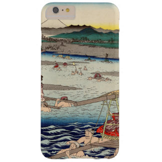 Ōi River between Suruga and Tōtōmi Provinces Barely There iPhone 6 Plus Case