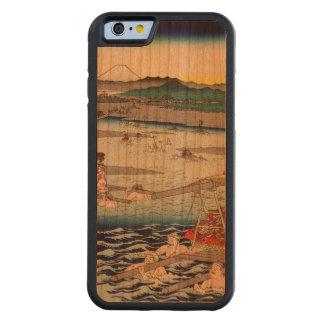 Ōi River between Suruga and Tōtōmi Provinces Carved® Cherry iPhone 6 Bumper Case