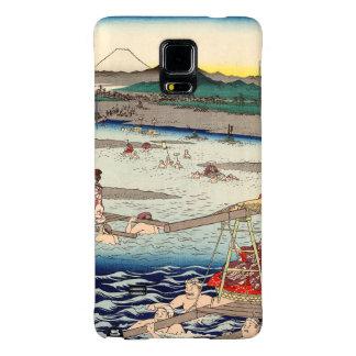 Ōi River between Suruga and Tōtōmi Provinces Galaxy Note 4 Case