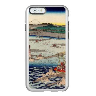 Ōi River between Suruga and Tōtōmi Provinces Incipio Feather® Shine iPhone 6 Case