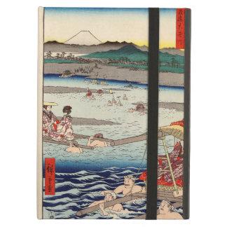 Ōi River between Suruga and Tōtōmi Provinces iPad Air Cases