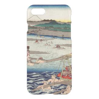 Ōi River between Suruga and Tōtōmi Provinces iPhone 7 Case