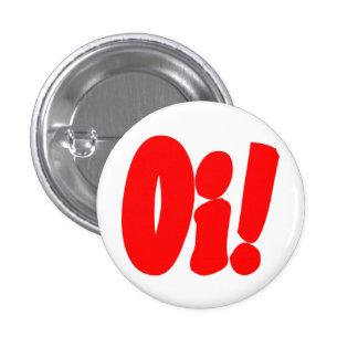 Oi! Streetpunk Pin Redondo De 1 Pulgada