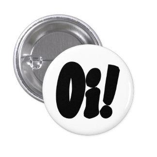 Oi! Streetpunk Pinback Button