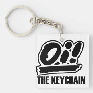 Oi! The Keychain