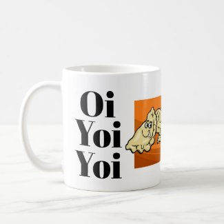 Oi Yoi Yoi Perogies Cartoon Mug