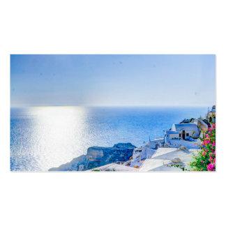 oia-417822 oia-417822 oia santorini summer greece business card template