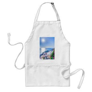 oia-417822 oia santorini summer greece island sea adult apron