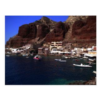 Oia Santorini Grecia Tarjetas Postales