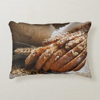 Oídos del pan y del trigo cojín