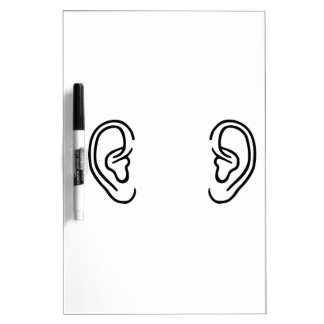 Oídos Pizarras Blancas De Calidad