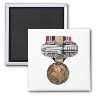OIF Combat Action Badge Magnet