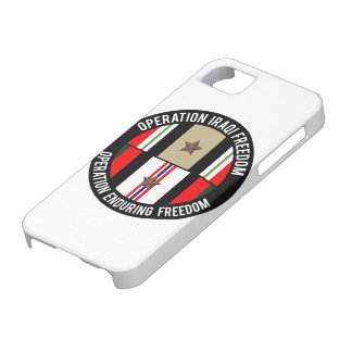 OIF - OEF 1 star iPhone SE/5/5s Case
