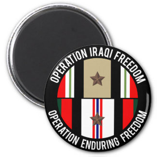 OIF - OEF 1 star Magnet